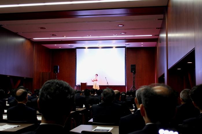 10/1城南信用金庫「支店長会」ちひろコンサート
