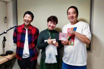 10/23カモンFMに生出演