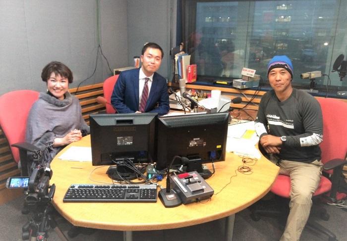 1/31NHKラジオ第1「ラジオYAMAGUTIC」